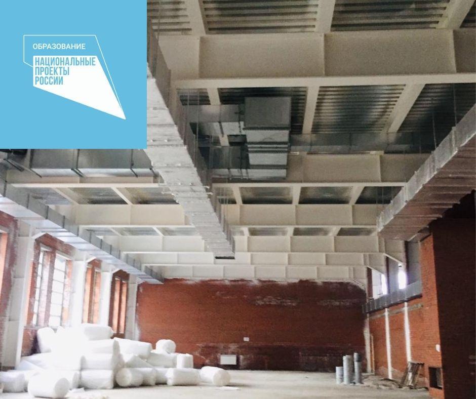 Проверено соблюдение графиков  работ на строительных площадках будущих школ  г. Кемерово